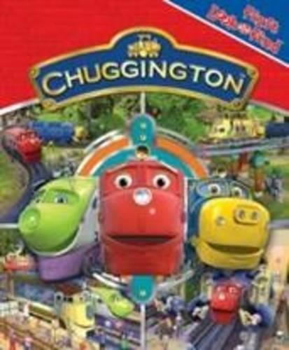 Chuggington - My First Look & Find (Board book)