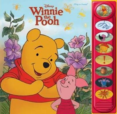 Winnie the Pooh: Sound Book - Play-a-Sound 8 Button (Board book)
