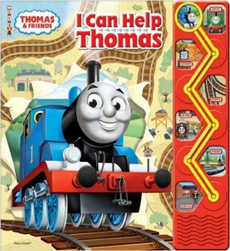 I Can Help Thomas (Board book)