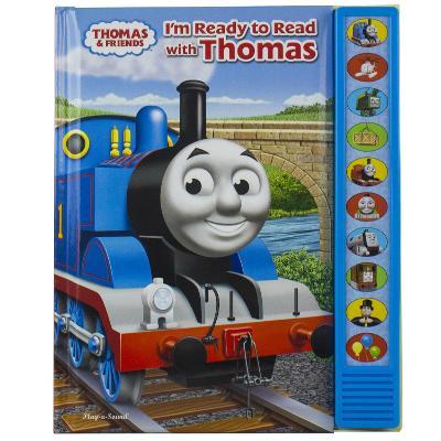 I'm Ready to Read with Thomas - Thomas & Friends (Hardback)