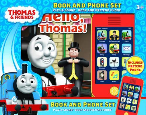 Thomas & Friends: Hello, Thomas! Book and Phone Set