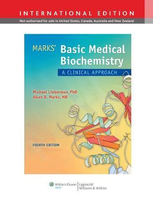 Marks' Basic Medical Biochemistry (Paperback)