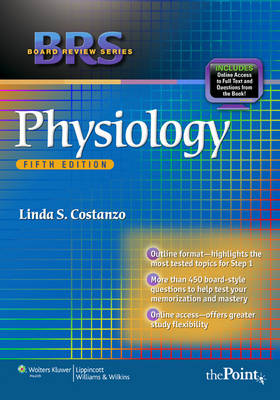 BRS Physiology - Board Review Series (Paperback)