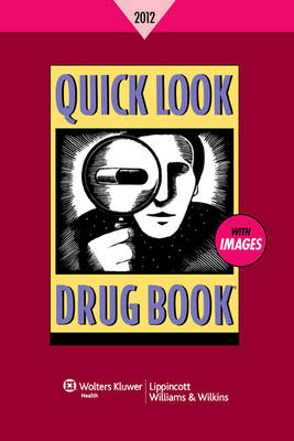 Quick Look Drug Book 2012 (Paperback)