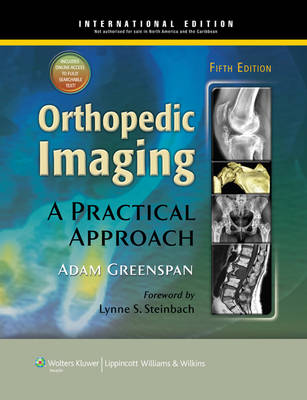 Orthopedic Imaging: A Practical Approach (Hardback)