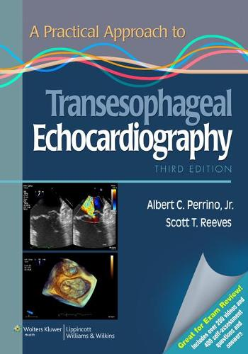 A Practical Approach to Transesophageal Echocardiography (Paperback)
