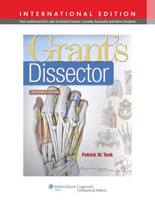 Grant's Dissector (Paperback)