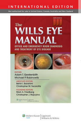 The Wills Eye Manual (Paperback)