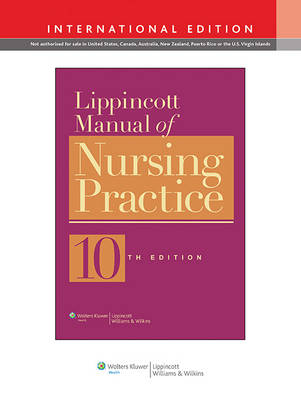 Lippincott Manual of Nursing Practice (Hardback)