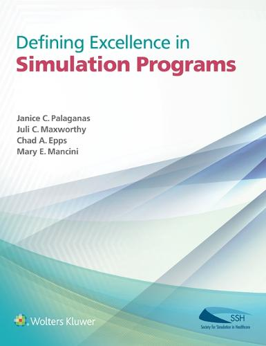 Defining Excellence in Simulation Programs (Paperback)