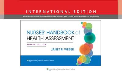 Nurses' Handbook of Health Assessment (Spiral bound)