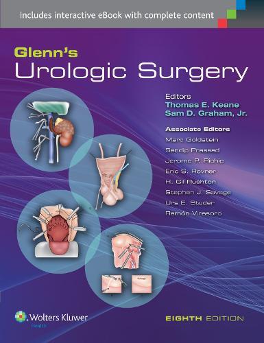 Glenn's Urologic Surgery (Hardback)