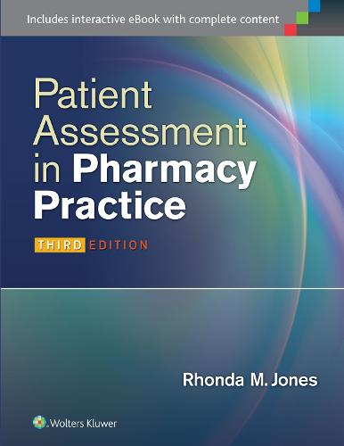 Patient Assessment in Pharmacy Practice (Paperback)