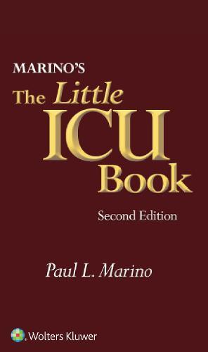 Marino's The Little ICU Book (Paperback)