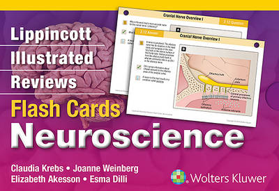 Lippincott Illustrated Reviews Flash Cards: Neuroscience - Lippincott Illustrated Reviews Series