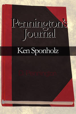 Pennington's Journal (Paperback)