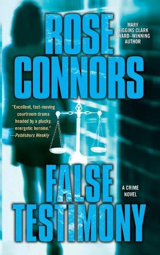 False Testimony: A Crime Novel (Paperback)