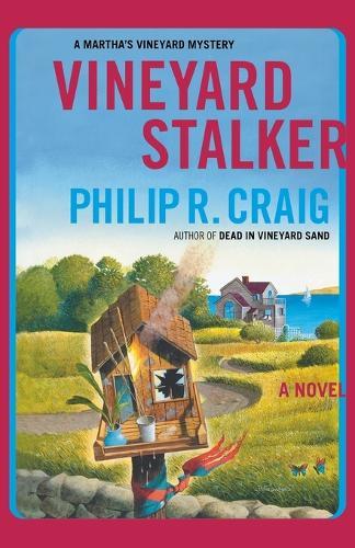 Vineyard Stalker: A Martha's Vineyard Mystery (Paperback)