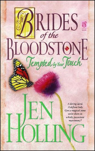 Tempted by Your Touch - Brides of the Bloodstone 1 (Paperback)