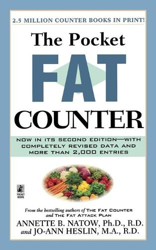 The Pocket Fat Counter: 2nd Edition (Paperback)