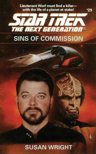 Star Trek: The Next Generation: Sins of Commission, Volume 29 - Star Trek: The Next Generation 29 (Paperback)