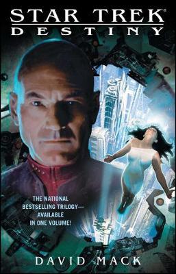 Star Trek: Destiny - Star Trek: The Next Generation (Paperback)