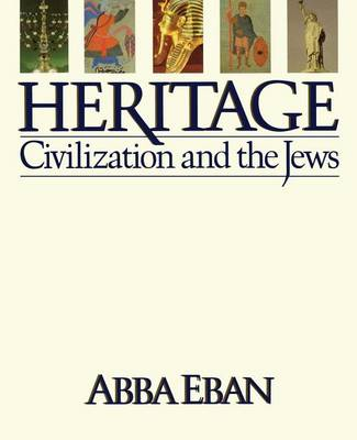 Heritage: Civilization and the Jews (Paperback)