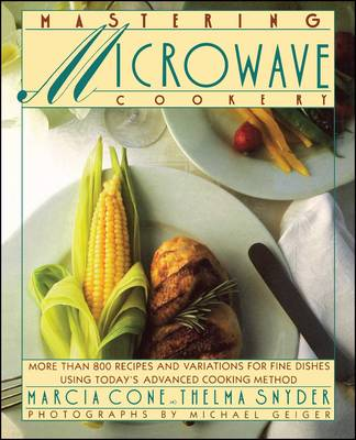 Mastering Microwave Cooking (Paperback)