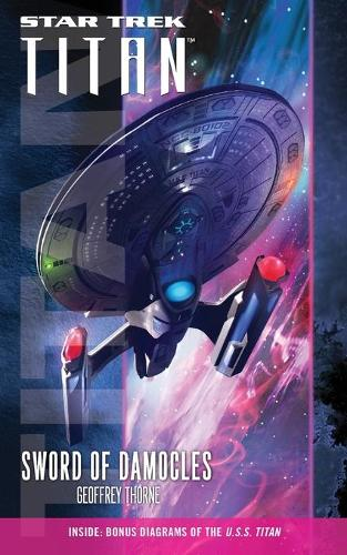 Star Trek: Titan #4: Sword of Damocles - Star Trek: Titan (Paperback)