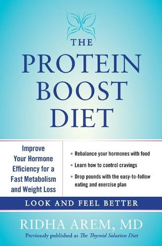 Protein Boost Diet Improve Your Hormone Efficiency for a Fast Metabolism (Paperback)