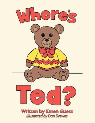 Where's Ted? (Paperback)