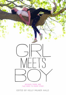 Girl Meets Boy Because There are Two Sides to Every Story (Hardback)