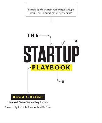 The Startup Playbook (Hardback)