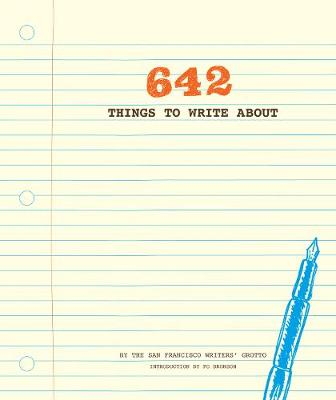 642 Things To Write - 642