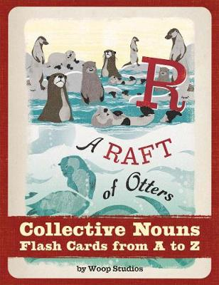 A Raft of Otters: Collective Nouns Flash Cards