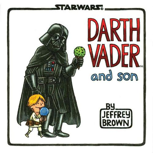 Darth Vader and Son (Hardback)