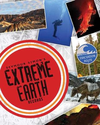 Seymour Simons Extreme Earth Records (Hardback)