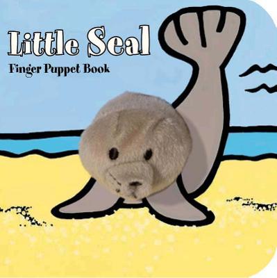 Little Seal Finger Puppet Book (Board book)