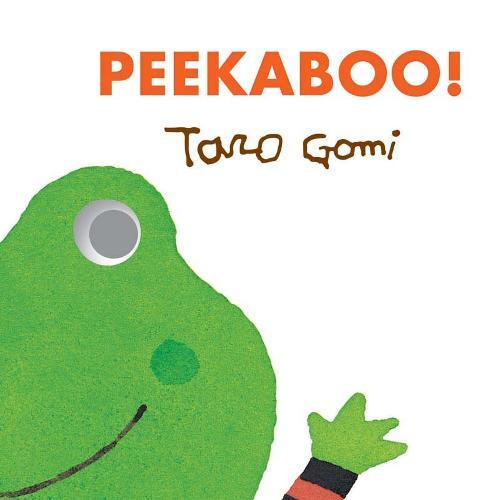 Peekaboo! (Board book)