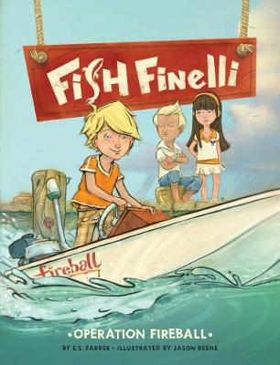 Fish Finelli (Book 2) (Hardback)