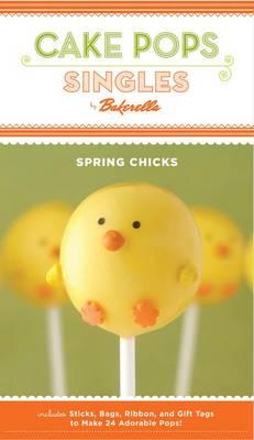 Cake Pops: Spring Chicks