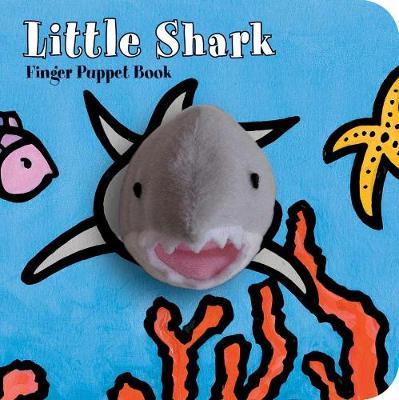 Little Shark - Little Finger Puppet Board (Board book)