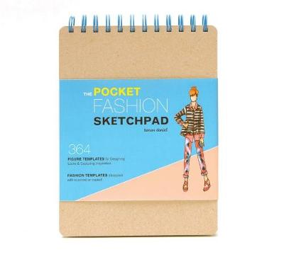 The Pocket Fashion Sketchpad: 220 Figure Templates for Designing Looks and Capturing Inspiration