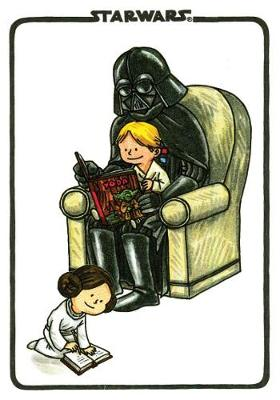 Darth Vader and Son Flexi Journal (Paperback)