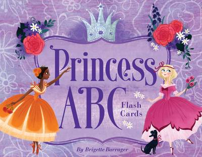 Princess ABC Flash Cards (Calendar)