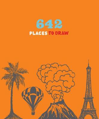 642 Places to Draw (Paperback)