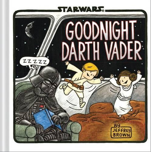 Goodnight Darth Vader (Hardback)