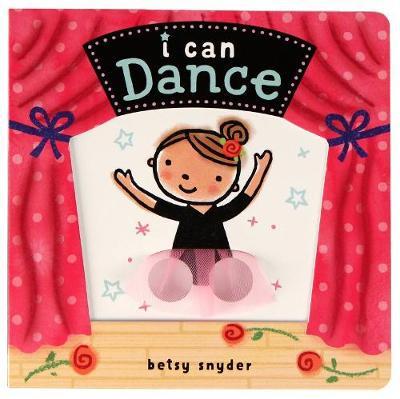 I Can Dance (Board book)