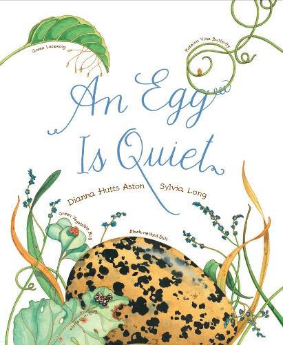 Egg Is Quiet (Paperback)