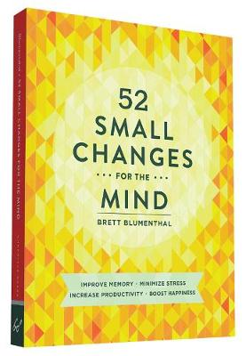52 Small Changes for the Mind (Paperback)